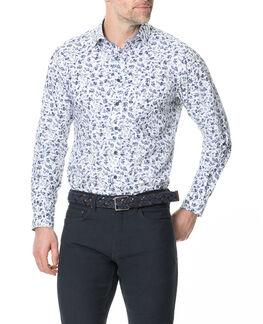 Sandstone Sports Fit Shirt/Snow XS, SNOW, hi-res