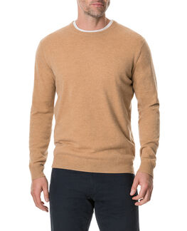 Queenstown Sweater, CEDAR, hi-res