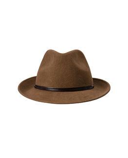 Vaile Street Hat, CHOCOLATE, hi-res