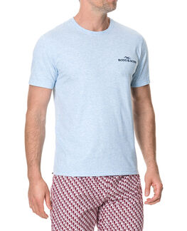 Camp Valley T-Shirt , SKY, hi-res