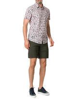 Ferry Landing Sports Fit Shirt, DUSTY ROSE, hi-res