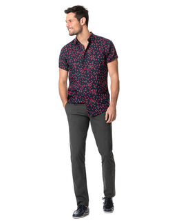 Broadbay Sports Fit Shirt/Indigo XS, INDIGO, hi-res