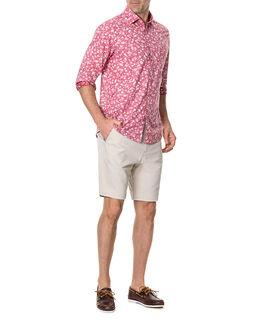 Ramsay Shirt/Claret XS, CLARET, hi-res