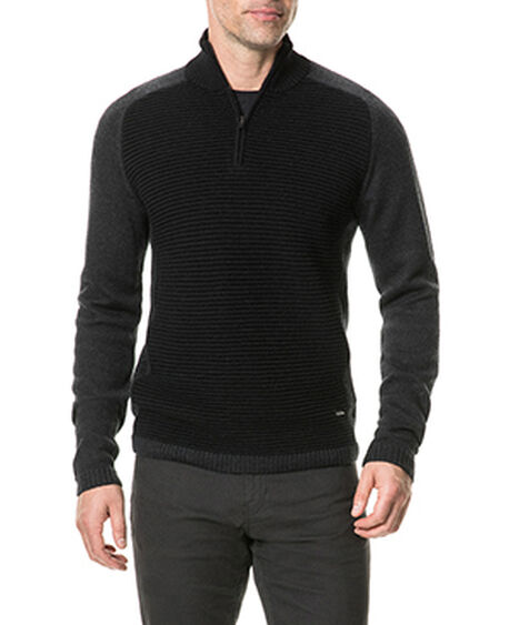Fernleigh Sweater, GUNMETAL, hi-res