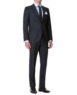 Kingscote Slim Fit Pant/Blue Graphite 30, BLUE GRAPHITE, hi-res