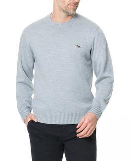 Gibbston Bay Knit, SMOKE, hi-res