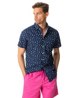 Shannytown Shirt/Navy XS, NAVY, hi-res