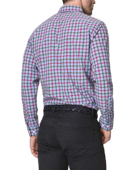Codfish Island Shirt, WATERMELON, hi-res