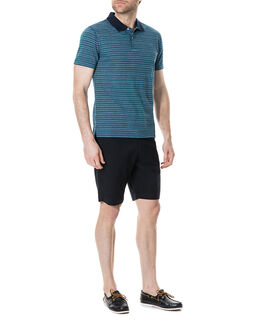 Oyster Bay Sports Fit Polo/Azure XS, AZURE, hi-res