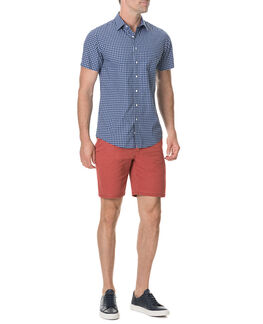 English Bay Sports Fit Shirt, INDIGO, hi-res