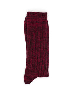 Three Kings Wool Sock, FIRE, hi-res