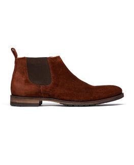 Logan Terrace Boot, COGNAC, hi-res