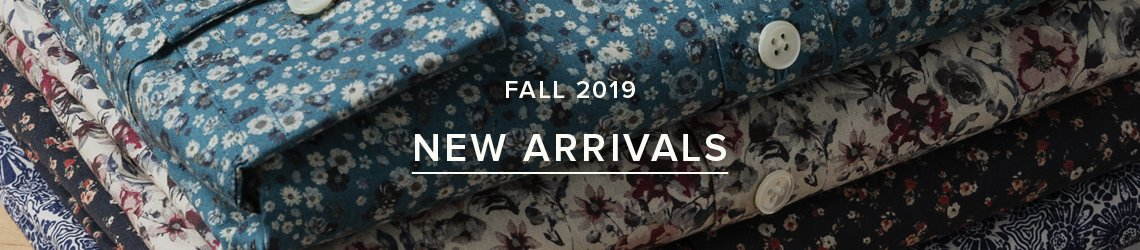 FALL 2019 - Shop New Arrivals