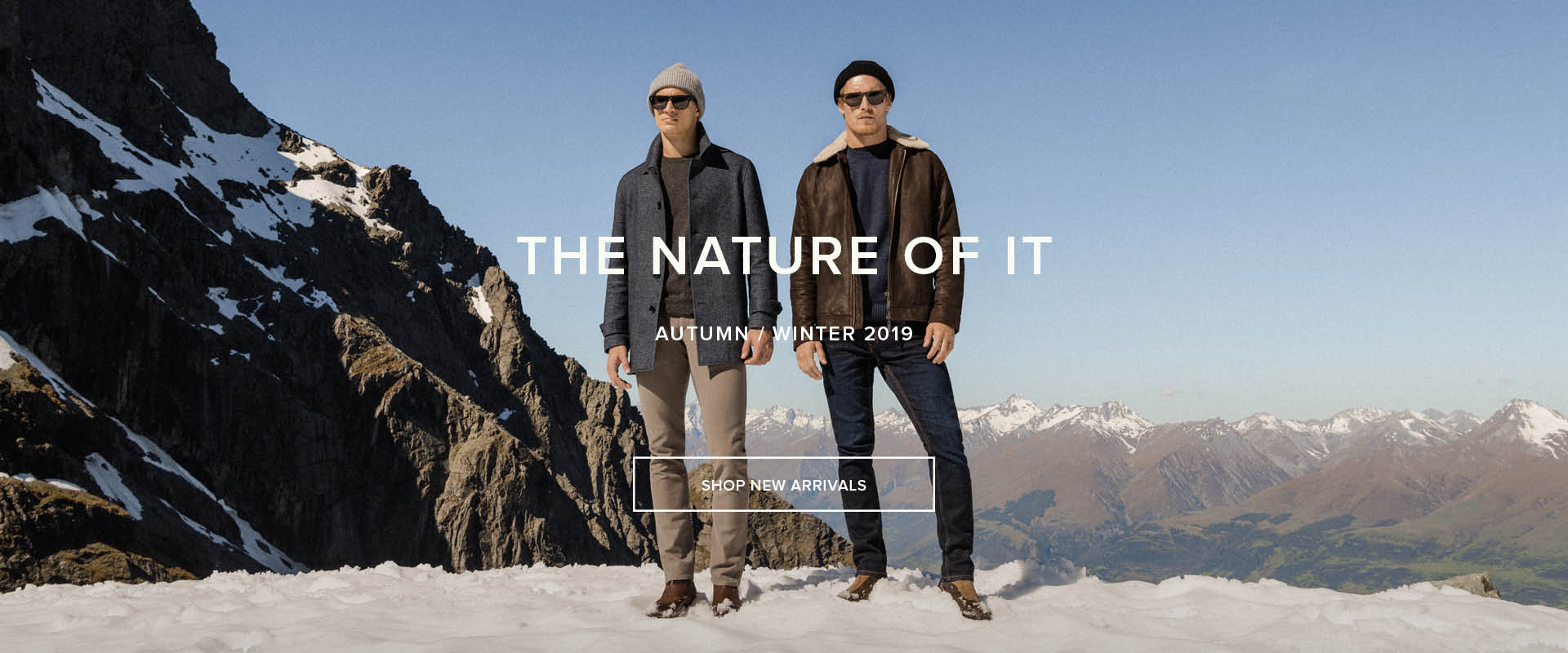 The Nature Of It. Autumn/Winter 2019 - Shop New Arrivals