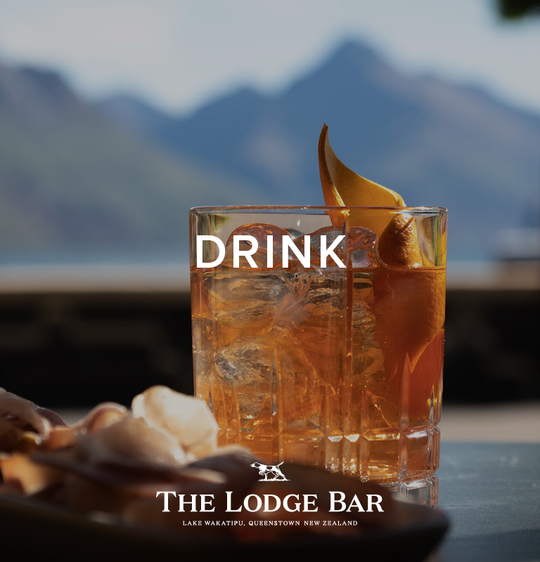 The Lodge Bar - Drink