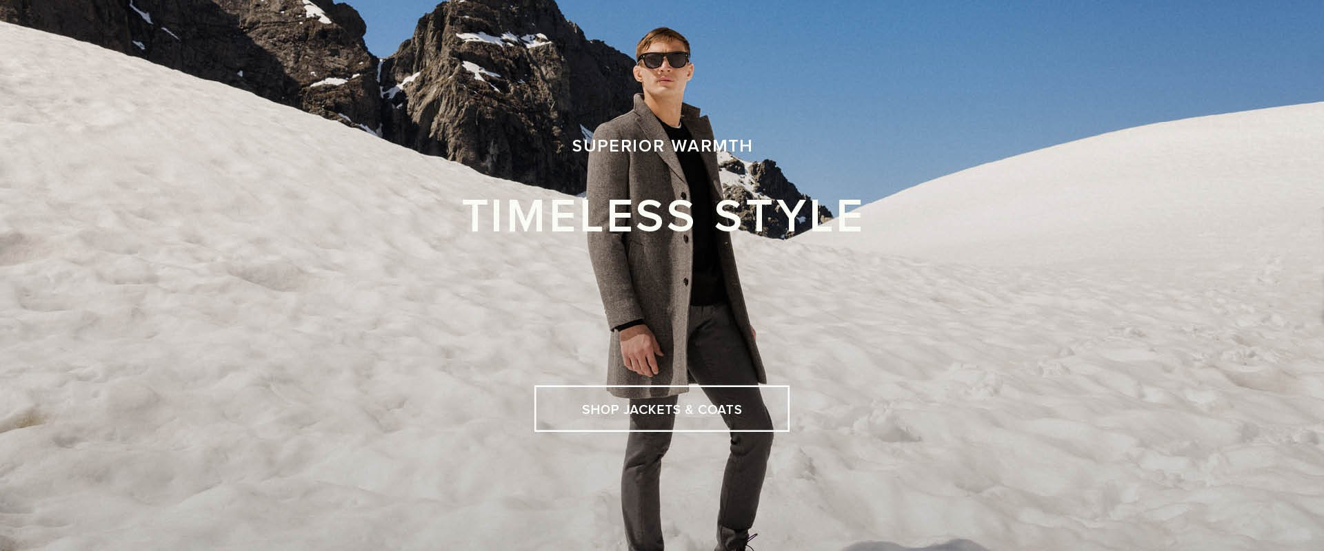 Superior Warmth, Timeless Style - Shop Jackets/Coats