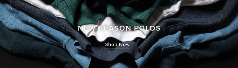 New arrivals Polos - Shop Now