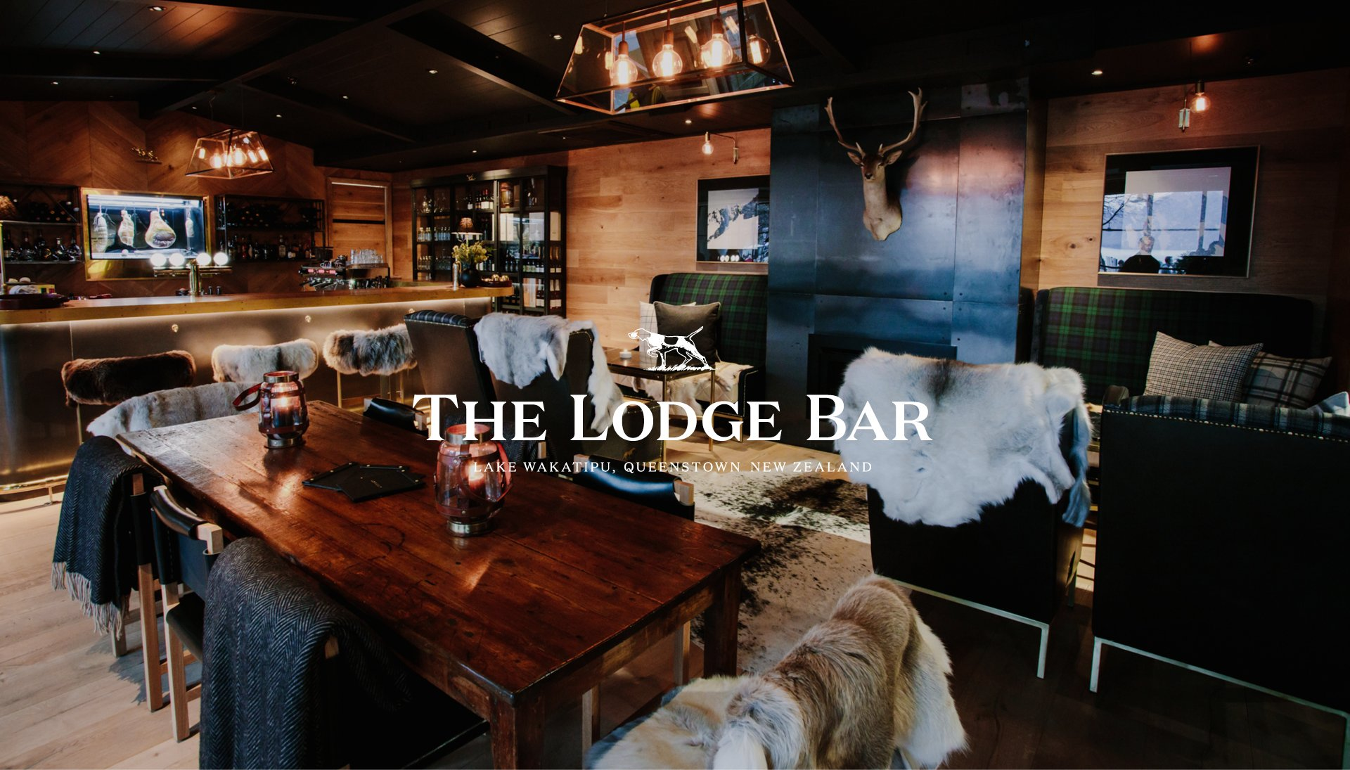The Lodge Bar Lake Wakatipu