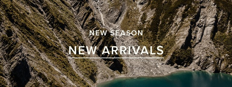 New Season - Shop New Arrivals