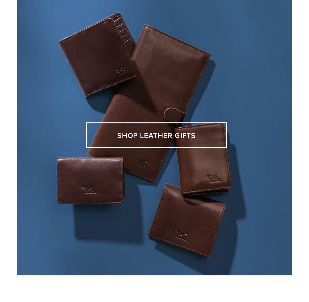 Gunn Gifts - Leather Gifts