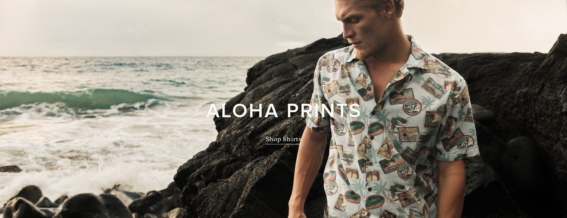 Aloha Prints - Shop Shirts