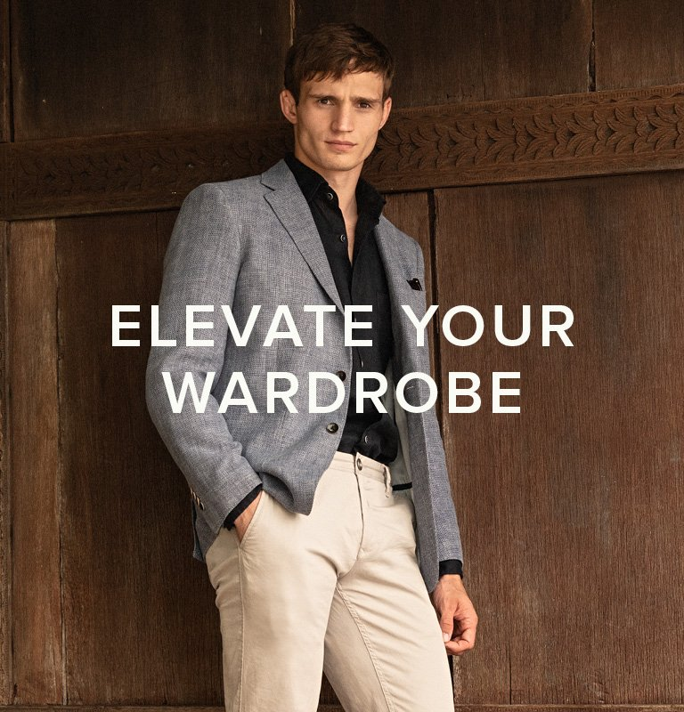 Elevate Your Wardrobe - Spring Summer Rodd & Gunn