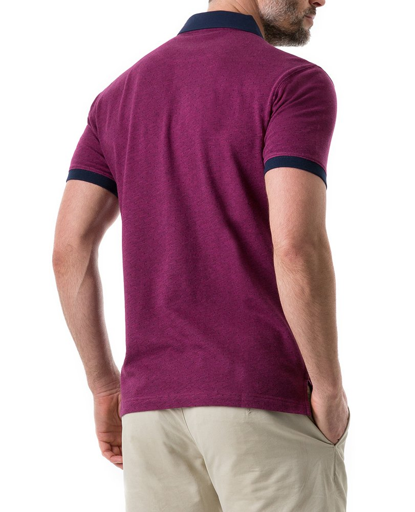 Rodd /& Gunn Mens Trim Fit Gap Road Polo