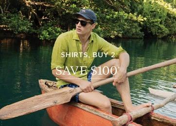 Shirts, Buy 2 Save $100 - Shop Shirts  src=