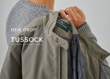New Drop - Tussock Range- Shop Now