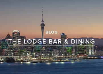 Blog - Introducing The Lodge Bar & Dining Auckland, Rodd & Gunn