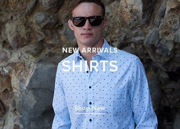 New Arrival Shirts. Shop Now