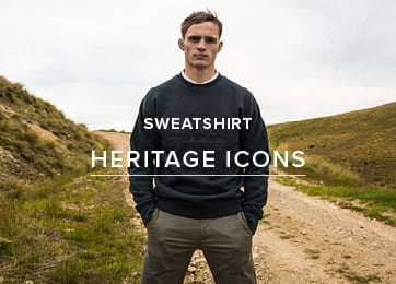 Heritage Icons - Shop Sweatshirts